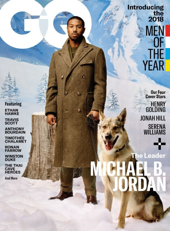 dc52d3bfcb0f Michael B Jordan – GQ  Man of the Year  – Now That s Style!