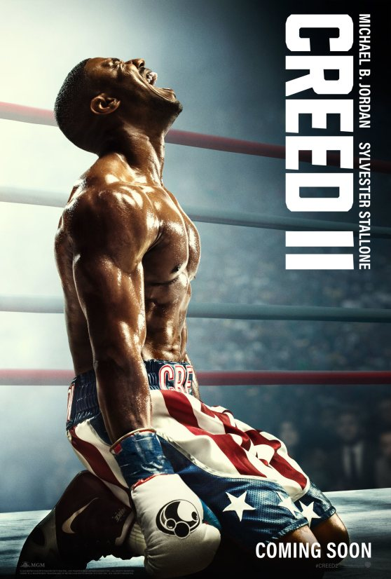 michael b jordan - creed 2