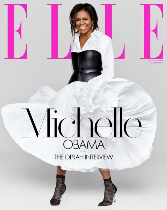Michelle Obama Cover - Best